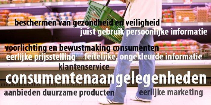 Consumenten aangelegenheden